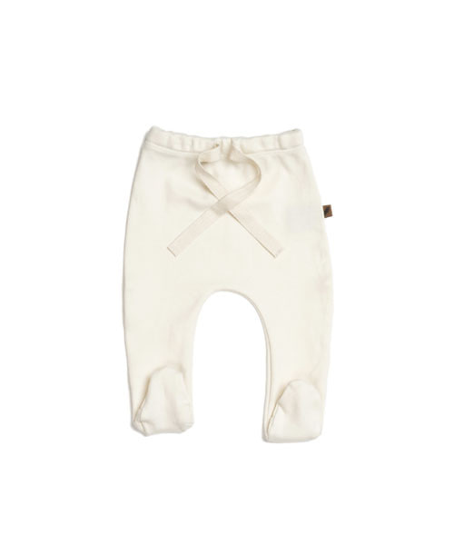 KIDWILD _ footed pants (vanilla)